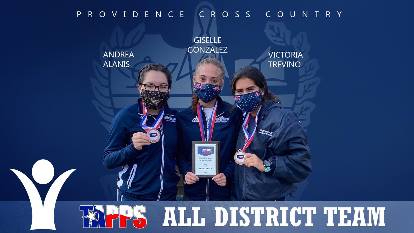 Congratulations to our TAPPS All District athletes for Fall Sports!